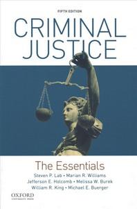 [해외]Criminal Justice