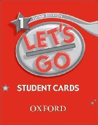 [보유]Let's Go 1 Student Cards