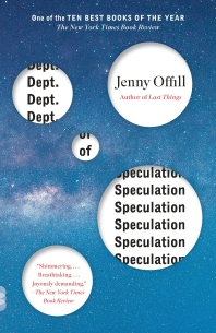 Dept. of Speculation ( Vintage Contemporaries )