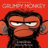 [해외]Grumpy Monkey (Library Binding)