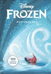 Disney Frozen Postcard Box