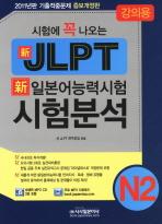 시험에 꼭 나오는 신JLPT 신일본어능력시험 시험분석 N2(강의용)(CD3장포함)