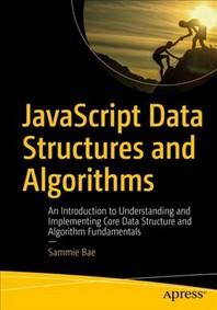 [해외]JavaScript Data Structures and Algorithms (Paperback)