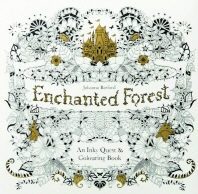 Enchanted Forest (컬러링북)