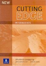 New Cutting Edge Intermediate(Students Tape 2개)
