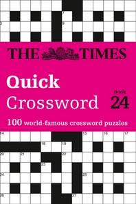[해외]The Times Quick Crossword Book 24 (Paperback)