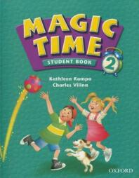 Magic Time Student Book 2