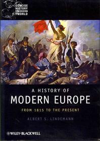 [해외]A History of Modern Europe (Paperback)