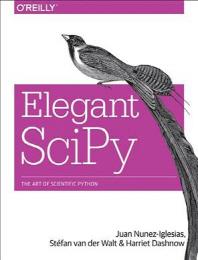 [해외]Elegant Scipy (Paperback)