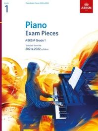 [해외]Piano Exam Pieces 2021 & 2022, ABRSM Grade 1