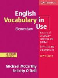 [해외]English Vocabulary in Use - Elementary. Edition with answers