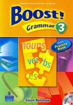 BOOST GRAMMAR. 3(PRACTICE BOOK+CD 1장 포함)