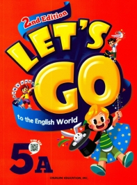 Let's Go English. 5A(2판)