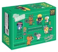 카카오프렌즈 직소 퍼즐 500pcs: 플레이 테니스
