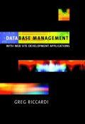 Database Management :with Web Site Development Applications