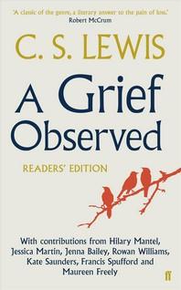 [해외]A Grief Observed Readers' Edition