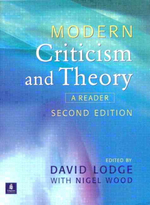 Modern Criticism and Theory : A Reader 2/E