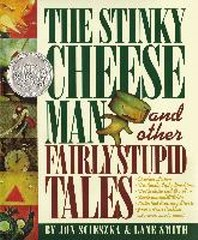 [해외]The Stinky Cheese Man