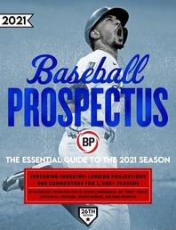 [해외]Baseball Prospectus 2021 (Hardcover)