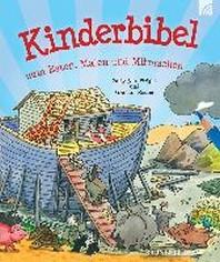 Kinderbibel zum Raten, Malen und Mitmachen