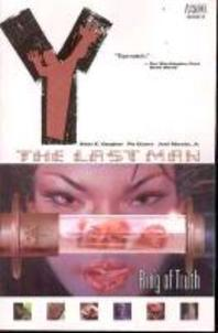 Y : The Last Man 5 : Ring of Truth