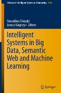 [해외]Intelligent Systems in Big Data, Semantic Web and Machine Learning