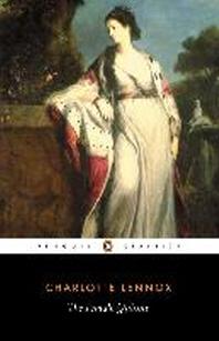 [해외]The Female Quixote (Paperback)