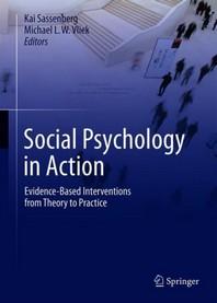 [해외]Social Psychology in Action