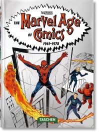 [해외]The Marvel Age of Comics 1961-1978. 40th Anniversary Edition