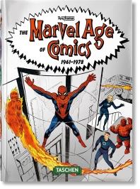 [해외]The Marvel Age of Comics 1961-1978 - 40th Anniversary Edition