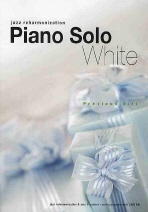 PIANO SOLO WHITE: JAZZ REHARMONIZATION