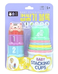 컵쌓기블록(iQ Baby(아이큐 베이비))
