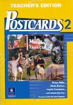 Postcards 2(Teacher's Edition)