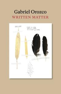 [해외]Written Matter