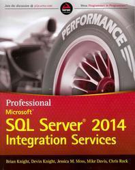 [해외]Professional Microsoft SQL Server 2014 Integration Services (Paperback)