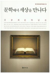 문학에서 세상을 만나다(한국현대문학총서 12)