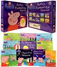 Peppa's Favourite Stories: 10 Book Collection