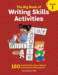 [해외]The Big Book of Writing Skills Activities, Grade 1
