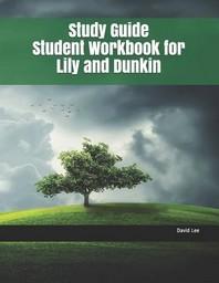 [해외]Study Guide Student Workbook for Lily and Dunkin (Paperback)