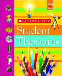 Scholastic Student Thesaurus, 2 R/E, 2 R/E