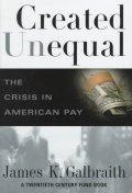 Created Unequal : The Crisis in American Pay /밑줄 有(색연필10곳 내외)   ☞ 서고위치:XJ 3  *[구매하시면 품절로 표기됩니다]