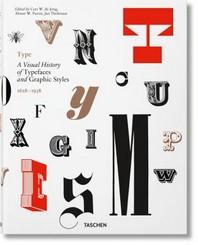[해외]Type. a Visual History of Typefaces & Graphic Styles
