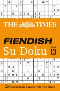 [해외]The Times Fiendish Su Doku