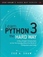 [해외]Learn Python 3 the Hard Way (Paperback)