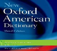 [해외]New Oxford American Dictionary