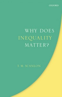 [해외]Why Does Inequality Matter?