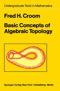[해외]Basic Concepts of Algebraic Topology