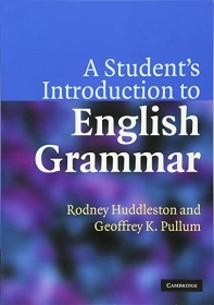 [해외]A Student's Introduction to English Grammar