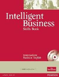 INTELLIGENT BUSINESS INTERMEDIATE SKILLS BOOK(CD 1장 포함)