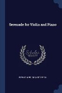 Serenade for Violin and Piano